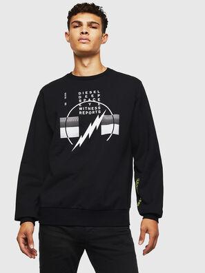 S-GIRK-J2, Black - Sweaters