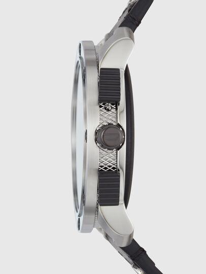 Diesel - DT2014, Black/Silver - Smartwatches - Image 3