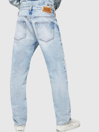 Diesel - D-Kodeck 0078C, Light Blue - Jeans - Image 2