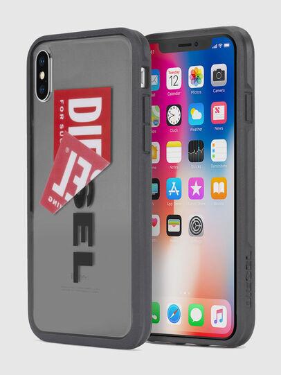 Diesel - STICKER IPHONE X CASE,  - Cases - Image 1