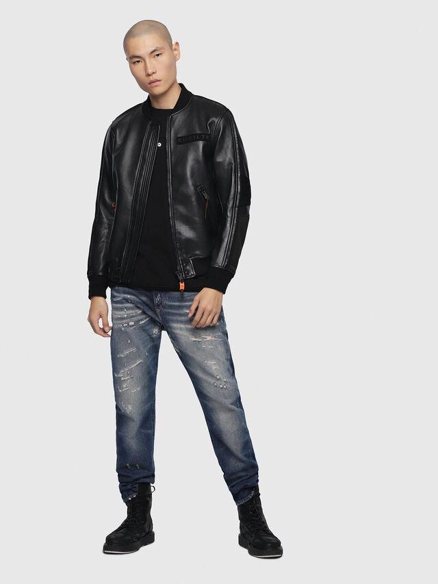 Diesel - Buster 088AQ, Dark Blue - Jeans - Image 4
