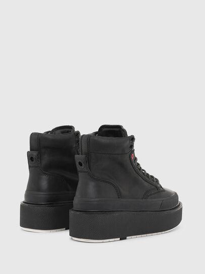 Diesel - H-SCIROCCO AB, Black - Sneakers - Image 3