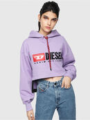 F-DINIE-A, Lilac - Sweaters