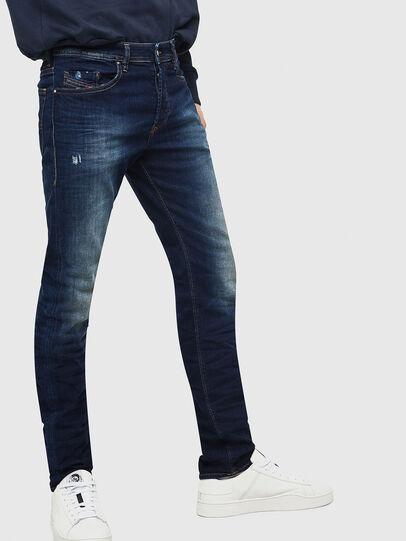 Diesel - Buster 069BM, Dark Blue - Jeans - Image 4