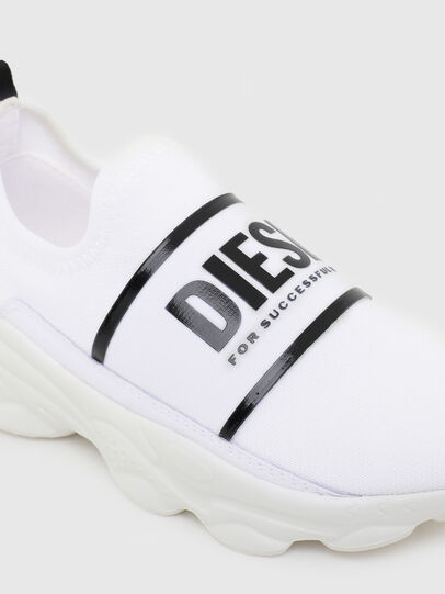 Diesel - S-SERENDIPITY SO LOW, White - Footwear - Image 4