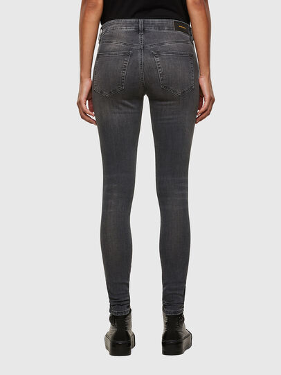 Diesel - Slandy 069MY, Black/Dark grey - Jeans - Image 2