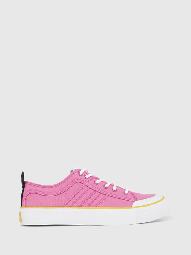 Diesel - S-ASTICO LC LOGO W, Pink - Sneakers - Image 1
