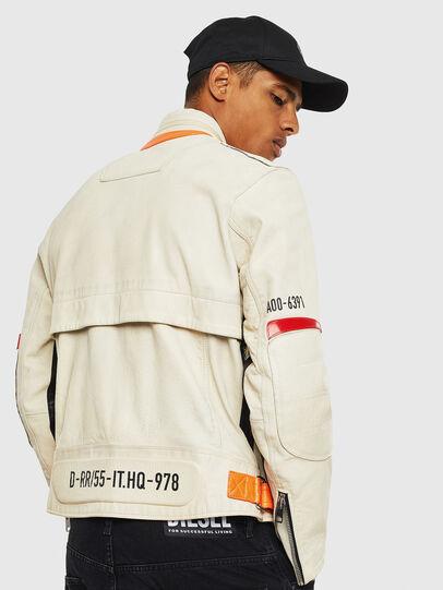 Diesel - L-DIXON,  - Leather jackets - Image 2