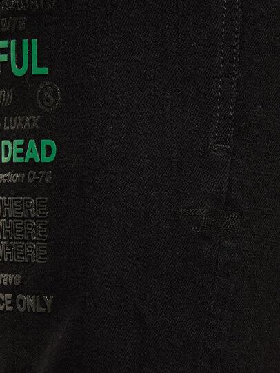 Diesel - D-Amny 009HB, Black/Dark grey - Jeans - Image 5