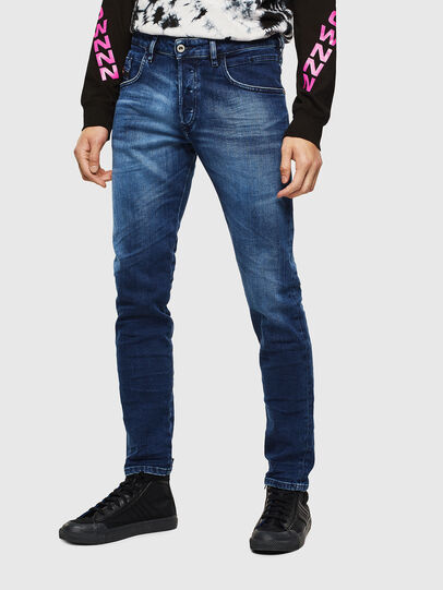 Diesel - D-Bazer 0095N, Medium blue - Jeans - Image 1