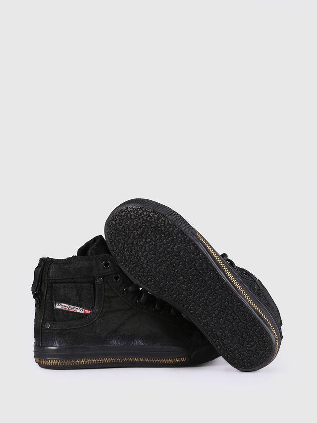 Diesel - SN MID 30 EXPOSURE Z, Black/Blue - Footwear - Image 6