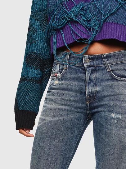 Diesel - D-Rifty 0890Y, Medium blue - Jeans - Image 3