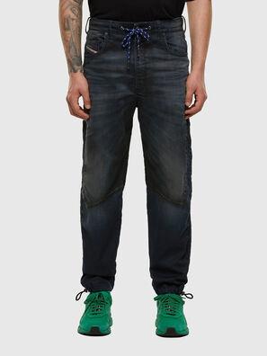 D-Skint JoggJeans 069PE, Dark Blue - Jeans