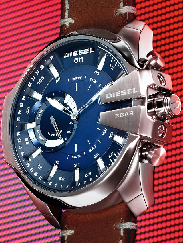 Diesel DT1009, Brown - Smartwatches - Image 2