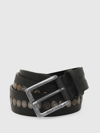 Diesel - B-LATERAL, Black - Belts - Image 2