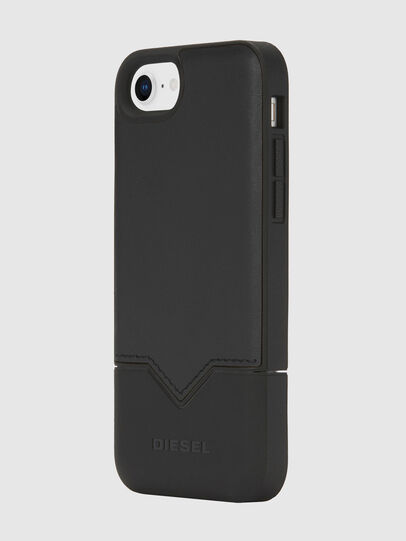 Diesel - CREDIT CARD IPHONE 8/7/6S/6 CASE, Black - Cases - Image 1