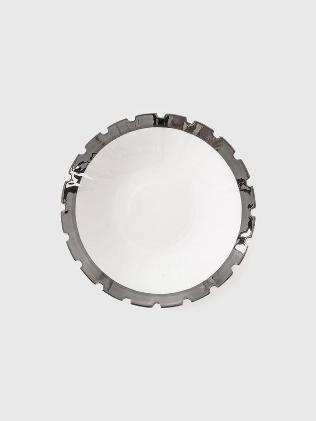 Diesel - 10990SIL MACHINE, White - Plates - Image 1