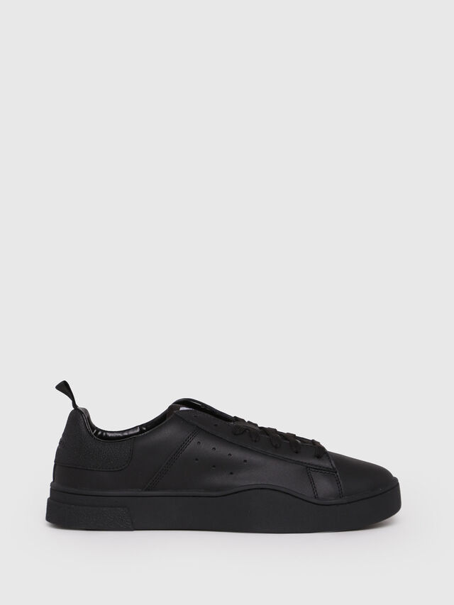 Diesel - S-CLEVER LOW, Black - Sneakers - Image 1