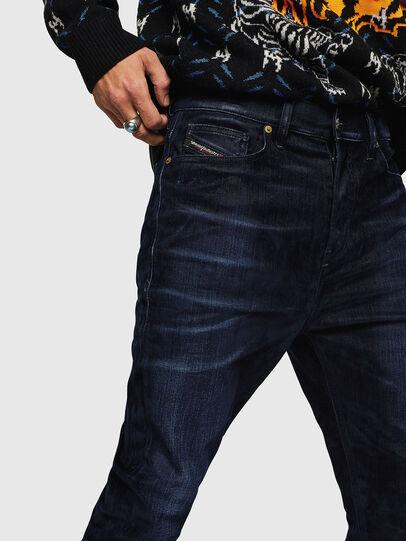 Diesel - D-Vider 0091U, Dark Blue - Jeans - Image 4