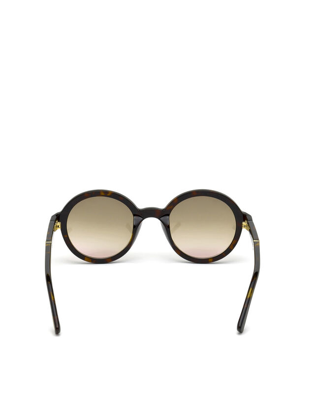 Diesel - DL0264, Brown - Sunglasses - Image 7