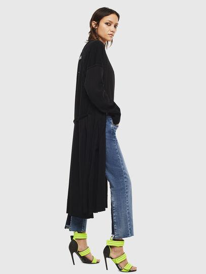 Diesel - M-JAPPY, Black - Knitwear - Image 5