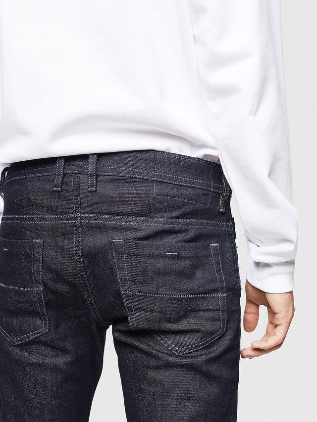 Diesel Thommer 084HN, Dark Blue - Jeans - Image 4