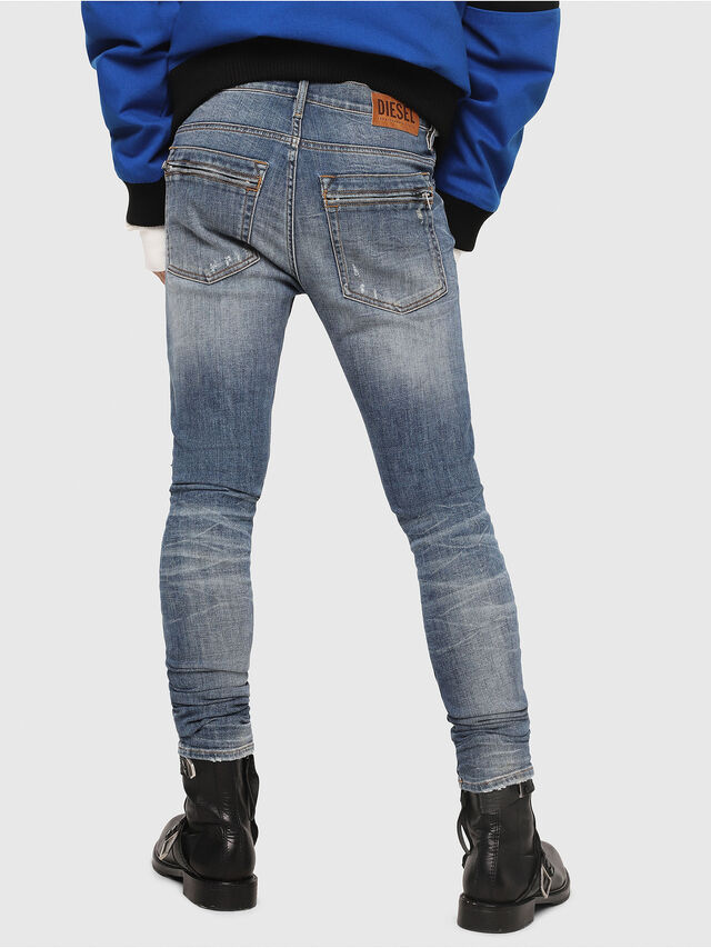 Diesel - D-Amny 086AN, Medium blue - Jeans - Image 2