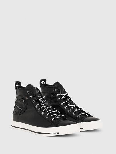 Diesel - EXPOSURE I, Black - Sneakers - Image 2