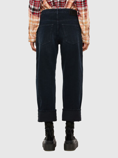 Diesel - D-Reggy 009IP, Dark Blue - Jeans - Image 2