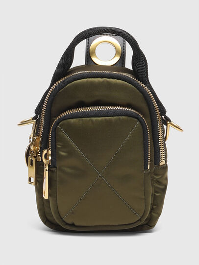 Diesel - LEDYBAG, Military Green - Crossbody Bags - Image 4