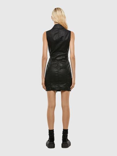 Diesel - D-ACICO JOGGJEANS, Black - Dresses - Image 2