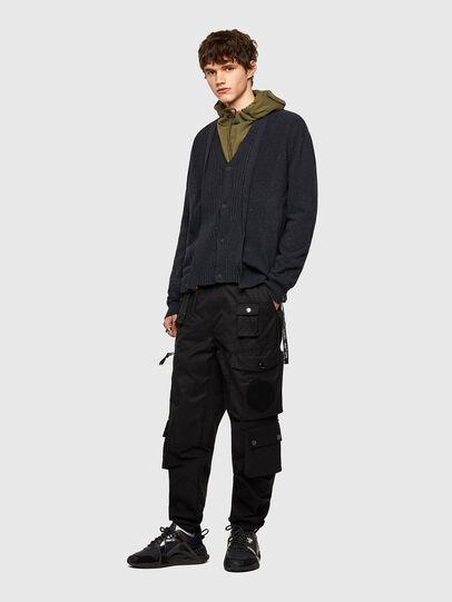 Diesel - K-MATRIX, Black - Knitwear - Image 6