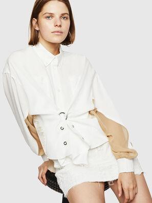 C-LEXYS, White - Shirts