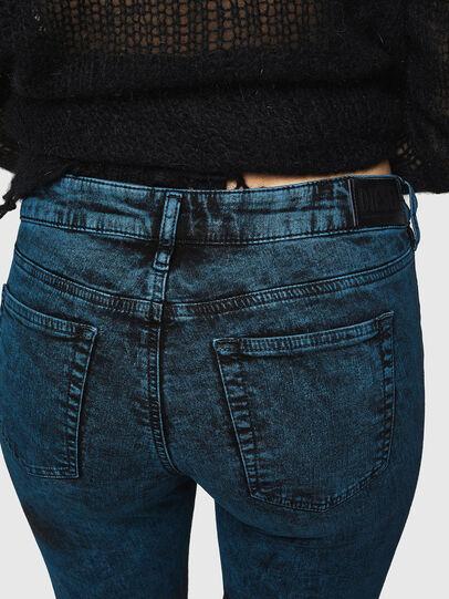 Diesel - D-Ollies JoggJeans 084AF, Black/Dark grey - Jeans - Image 6