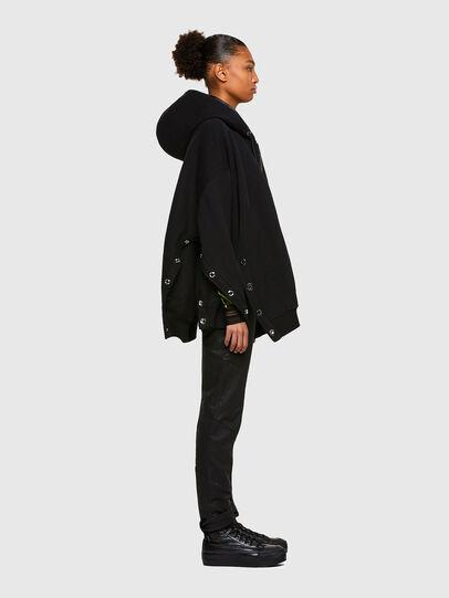Diesel - F-GLORIOUS, Black - Sweaters - Image 6
