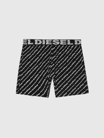 Diesel - UMLB-NUJI, Black - Pants - Image 1