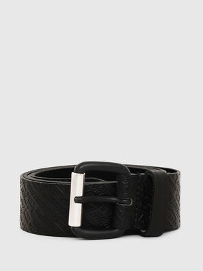 B-STRIP, Black - Belts