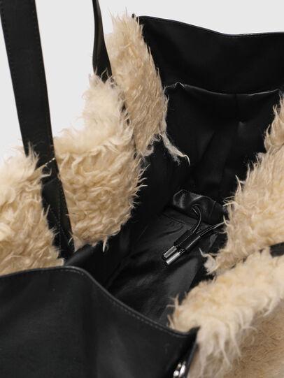 Diesel - TRESI, Beige - Shopping and Shoulder Bags - Image 4