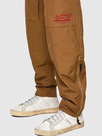 Diesel - P-AMBRIDGE, Brown - Pants - Image 4