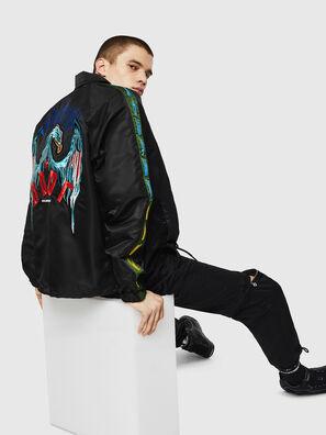 J-AKITO-EMB, Black - Jackets
