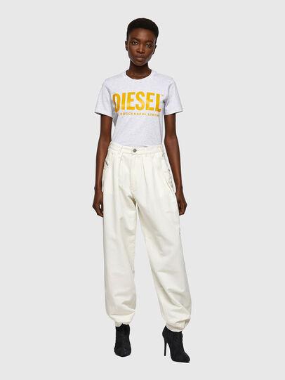 Diesel - P-CONCIAS, White - Pants - Image 5