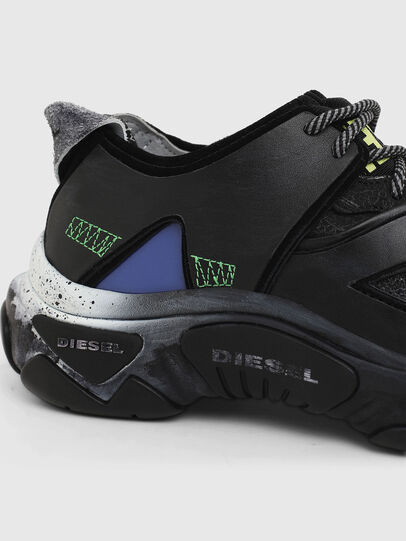 Diesel - S-KIPPER SP, Black - Sneakers - Image 5