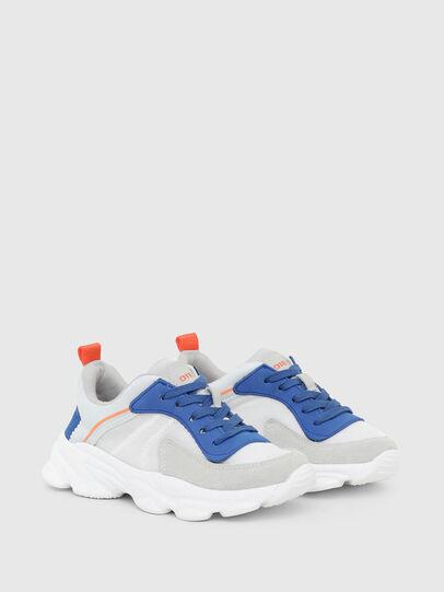 Diesel - S-SERENDIPITY LC YO, White/Blue - Footwear - Image 2