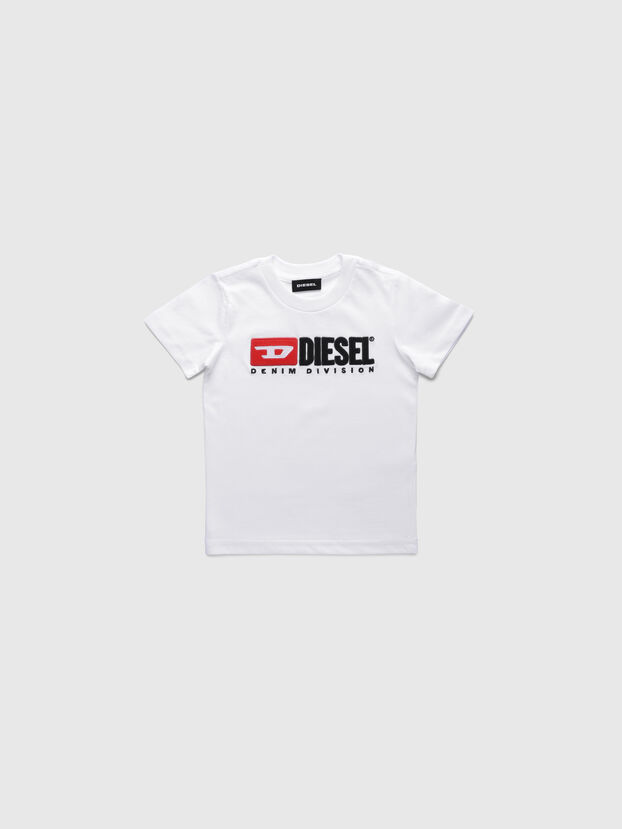 TJUSTDIVISIONB-R, White - T-shirts and Tops