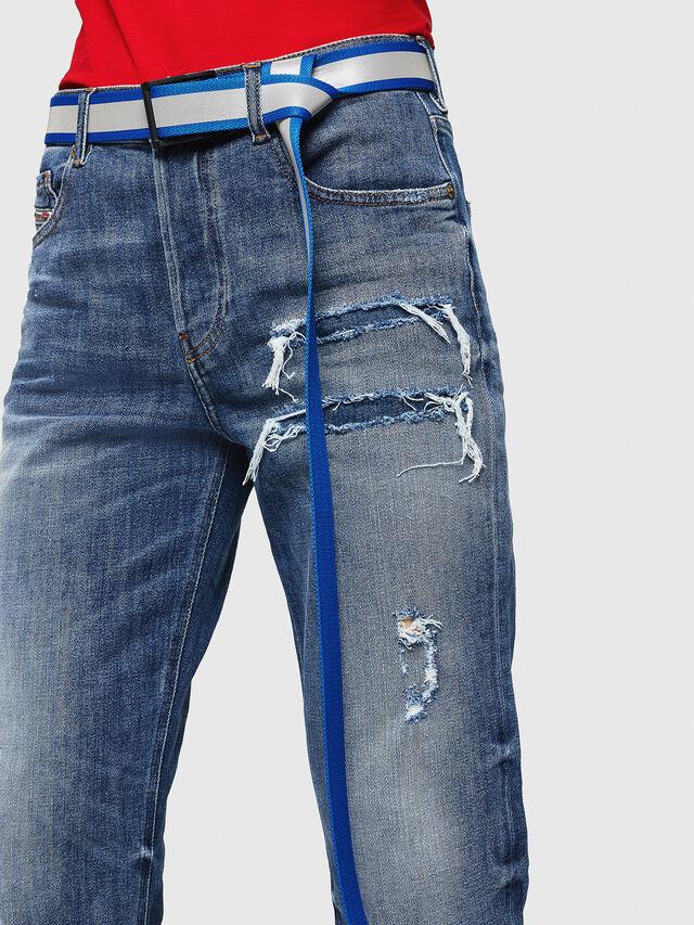 Diesel - Aryel 0890X, Medium blue - Jeans - Image 5