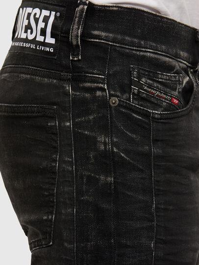 Diesel - D-Reeft JoggJeans 009FY, Black/Dark grey - Jeans - Image 4