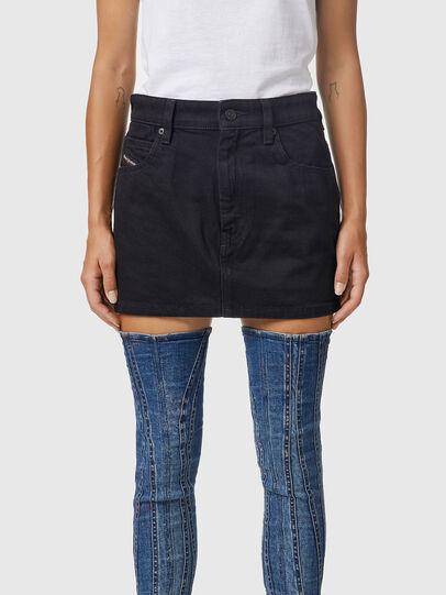 Diesel - DE-EISY, Black - Skirts - Image 3