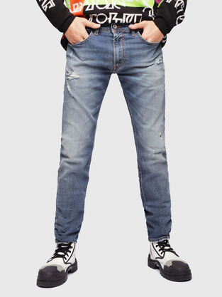 Thommer 069DZ, Medium blue - Jeans