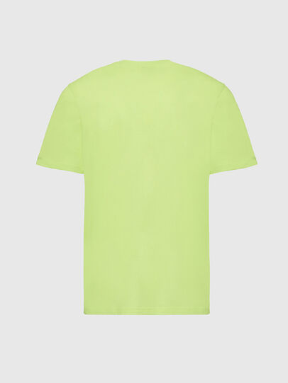 Diesel - T-MOONY-X2, Green Fluo - T-Shirts - Image 2