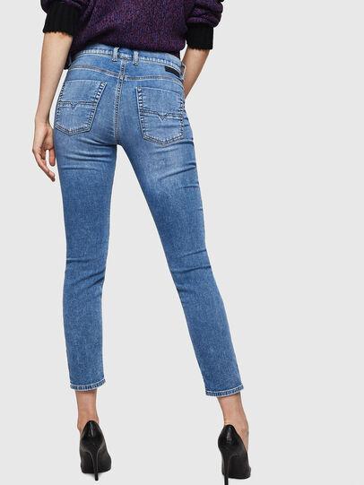 Diesel - Krailey JoggJeans 069IH, Light Blue - Jeans - Image 2